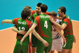 Волейболисты «Локомотива» выиграли Лигу чемпионов