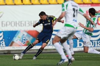 Хосе Соса забил во Львове гол-красавец
