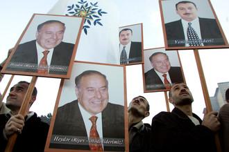Стабильность Азербайджана олицетворяет фамилия президента, не меняющаяся больше двадцати лет