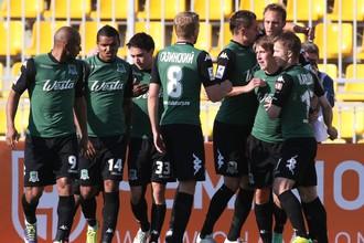 ФК «Краснодар» дебютирует в еврокубках гостевым матчем против эстонского «Калева» (Силламяэ)