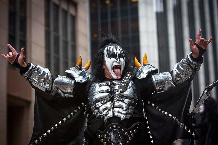 Парад в Нью-Йорке в честь Дня благодарения - Газета.Ru   Фото