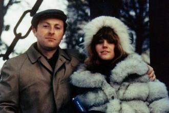 Иосиф Бродский и Эллендея Проффер, Ленинград, 1971 год