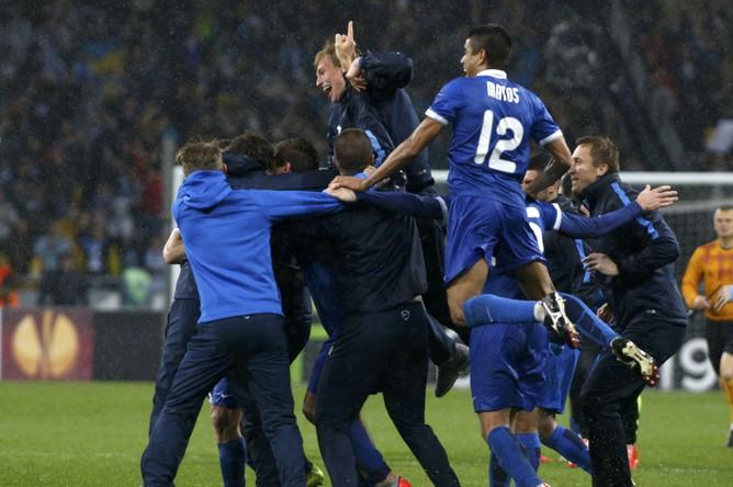Празднование победы