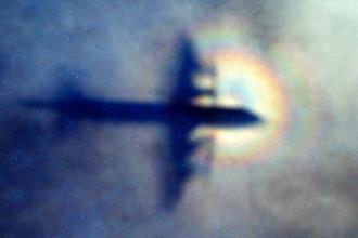 Борт ВВС Новой Зеландии во время поисковой операции пропавшего самолета MH370 авиакомпании Malaysia Airlines, март 2014 года