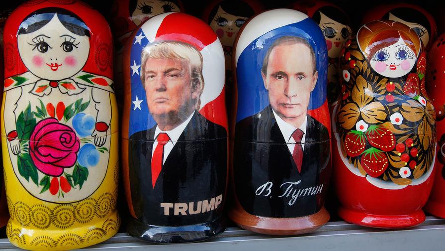Трамп высказался об отношениях США и России на фоне «расследования» ФБР