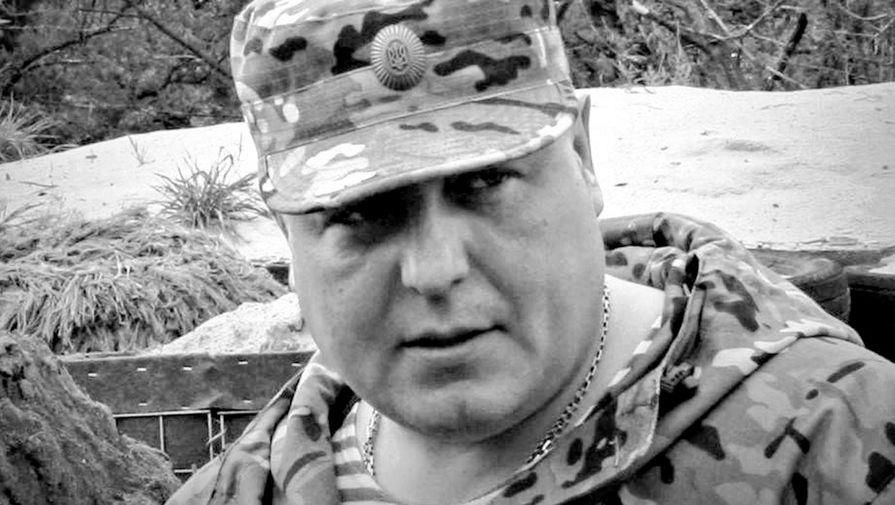 Потери Киева: погиб командир батальона «Луганск-1»