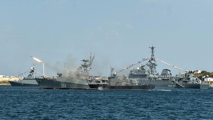 Российские корабли направились в Атлантику