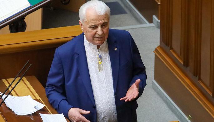 Привлечем татар: Кравчук придумал, как «вернуть» Крым
