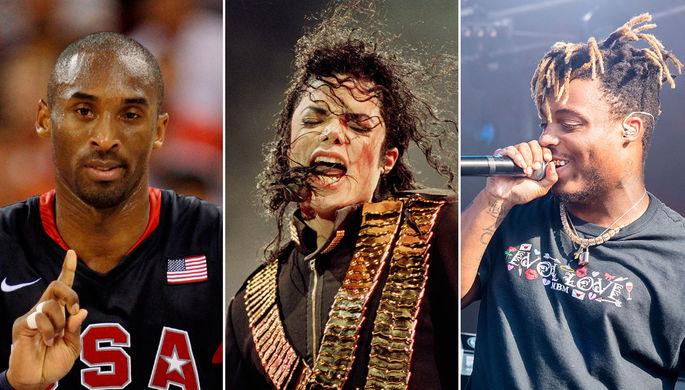 Майкл Джексон и другие: как звезды зарабатывают после смерти