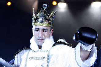 Артур Абрахам отлично чувствует себя в роли короля ринга