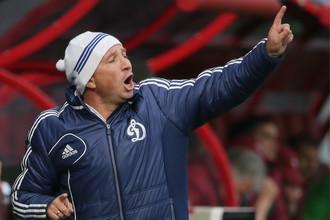 Дан Петреску не смог оправдать доверия руководства «Динамо»