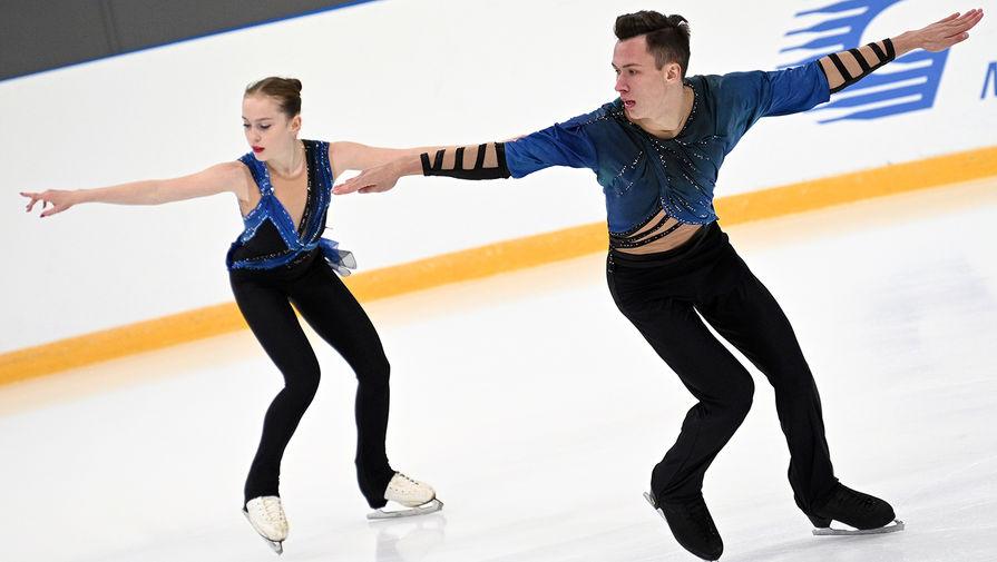 Юлия Артемьева и Михаил Назарычев