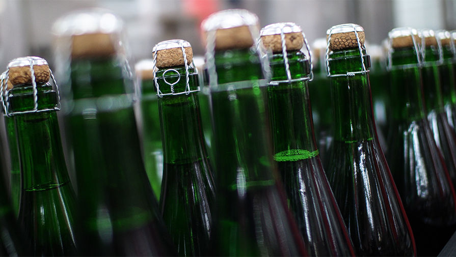 Роскачество проверило шампанское российского производства