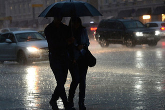 Сирены активированы: на Москву надвигается шторм