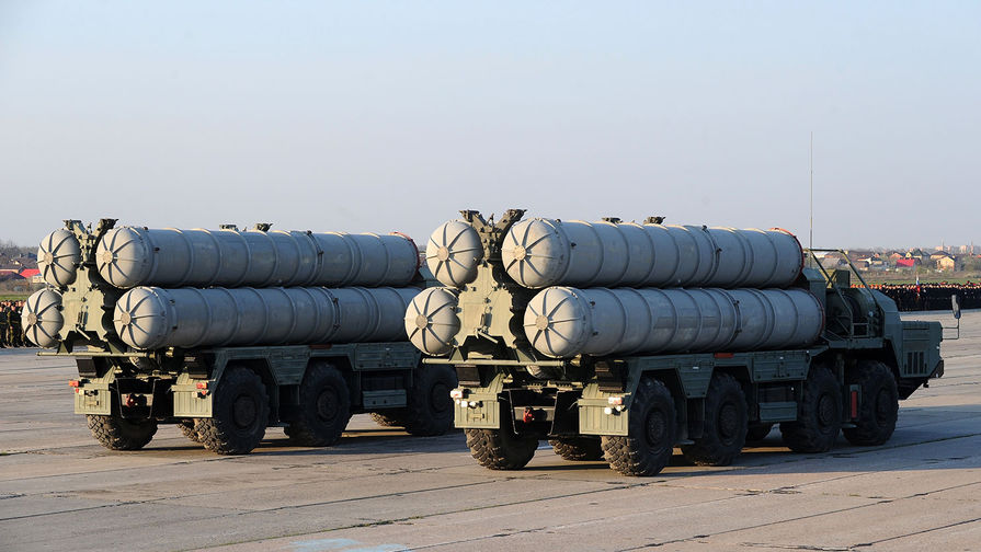 Назло США: турецкие военные осваивают С-400