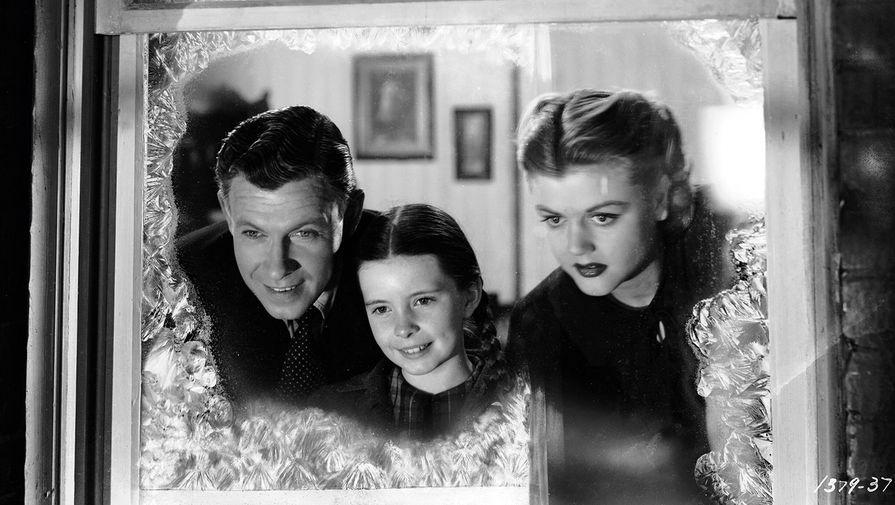 Кадр из фильма «Ангел с Десятой авеню», 1948 год