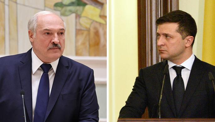 «Чья б корова мычала»: Лукашенко предостерег Зеленского