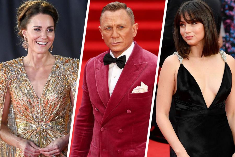 Последний Бонд: как прошла мировая премьера фильма об агенте 007