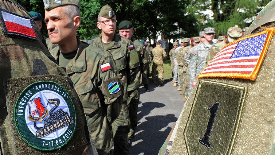 FT: США готовятся нарастить военное присутствие в Польше