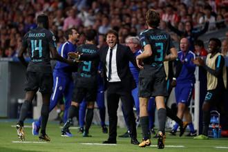 «Челси» Антонио Конте успешно съездил в Мадрид