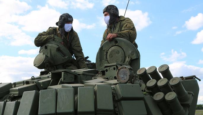 Огонь на линии разграничения: ДНР уничтожит сооружения ВСУ