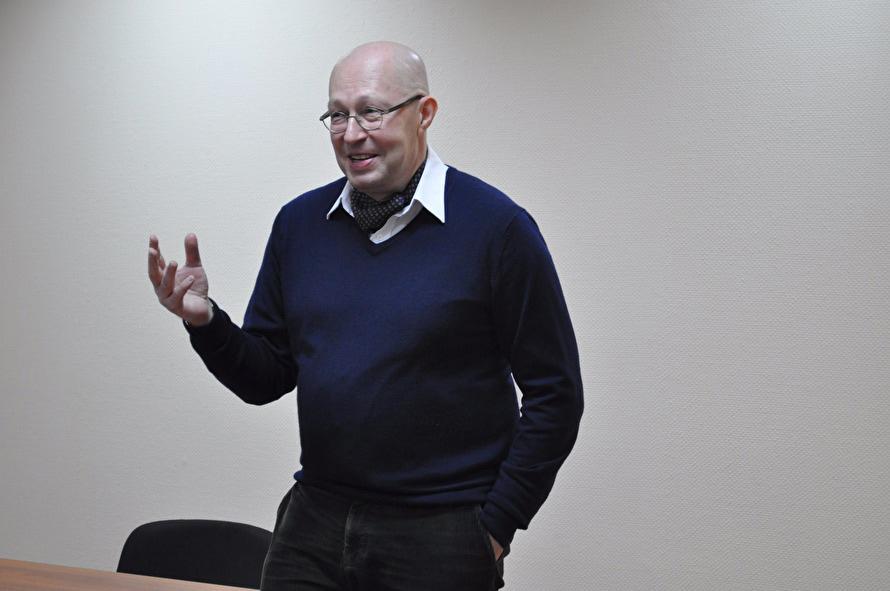 Профессор Валерий Соловей