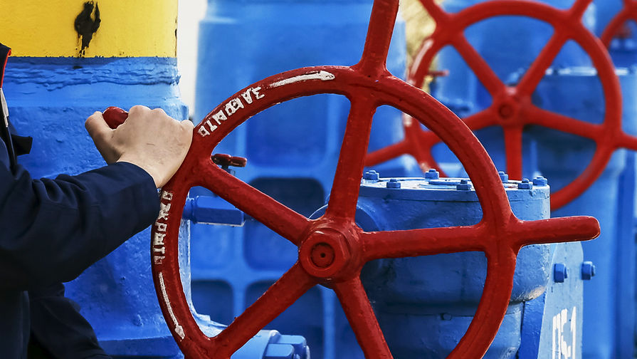 В ФРГ не увидели оснований для прекращения транзита газа через Украину