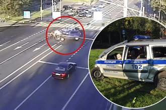 ДТП с погонами: полиция идет на таран и побеждает в суде