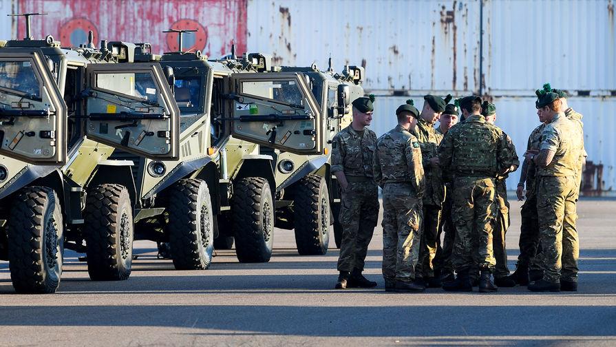 В Норвегии начались самые масштабные учения НАТО за последние 16 лет