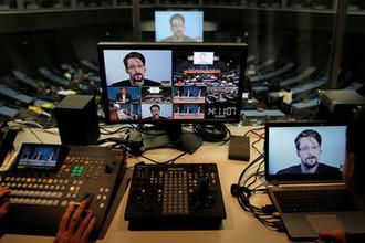 «У меня случился припадок»: Сноуден рассказал о своей болезни