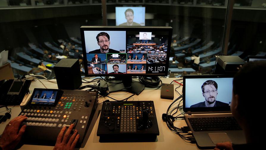 Минюст США подал иск против Сноудена