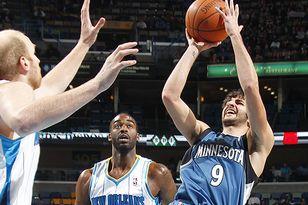 Рики Рубио уверенно дебютировал в НБА