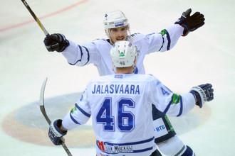 Шайба Алексея Сопина оказалась победной