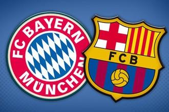 «Бавария» — «Барселона» — это всегда интересно