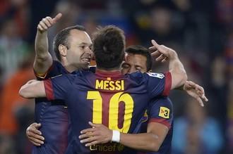 «Барселона» стала чемпионом без игры