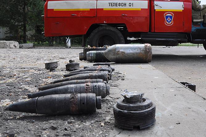 Шесть военнослужащих стали жертвами взрыва снаряда на полигоне под Псковом