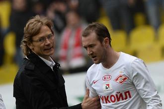 Главный тренер «Спартака» Валерий Карпин не будет удерживать Эйдена Макгиди в команде