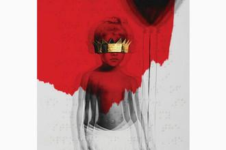 Обложка альбома Рианны «Anti» (2016)