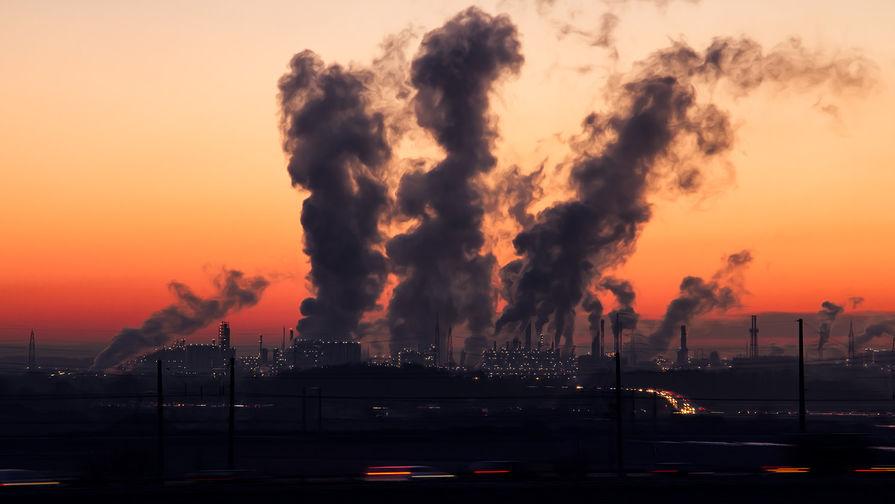 Минприроды назвало города с самым загрязненным воздухом