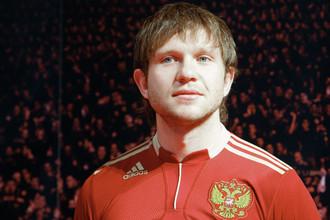 Бывший полузащитник сборной России Иван Саенко