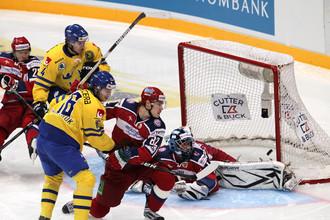 Хоккеисты сборной России осваивают систему Билялетдинова