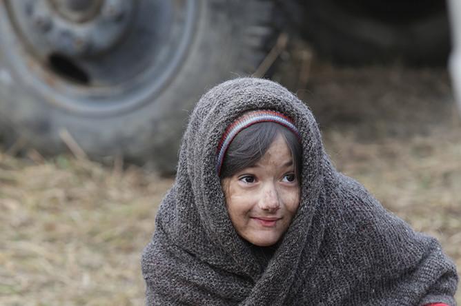 Кадр из фильма «Землетрясение»