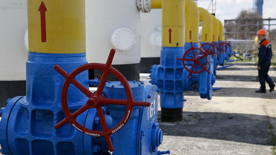 """В """"Нафтогазе"""" пригрозили перекачкой транзитного газа в свои хранилища"""