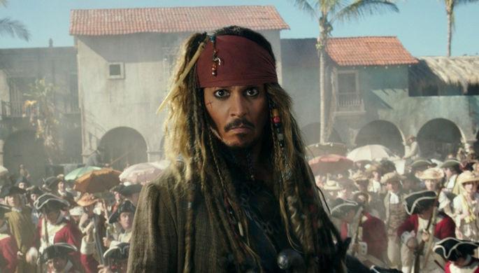 Кадр из фильма «Пираты Карибского моря: Мертвецы не рассказывают сказки» (2017)