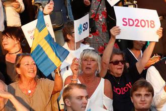 Подальше от мигрантов: националисты укрепились в Швеции