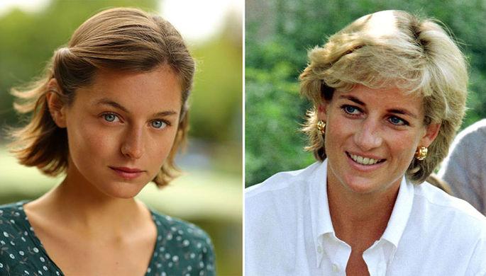 Молодая кровь: Netflix выбрал свою принцессу Диану