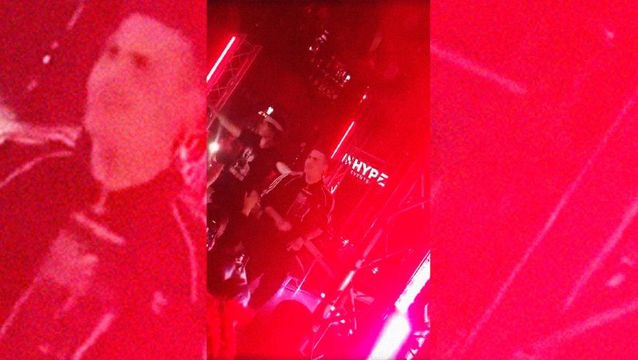 Сын Порошенко вызвал скандал в Раде, спев с российским рэпером