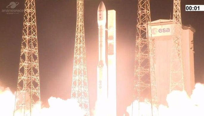 Cпутали два кабеля: кто угробил ракету Vega