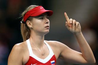 Мария Шарапова в двадцатке самых высокооплачиваемых спортсменов десятилетия