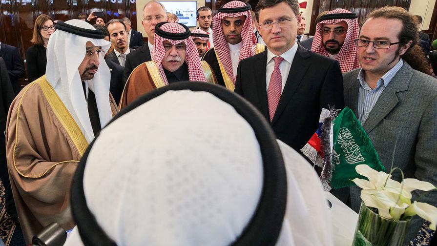 Нефть по талонам: саудиты принуждают Россию к сделке